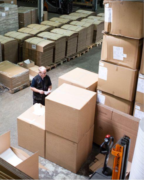 Lieferung & Logistik